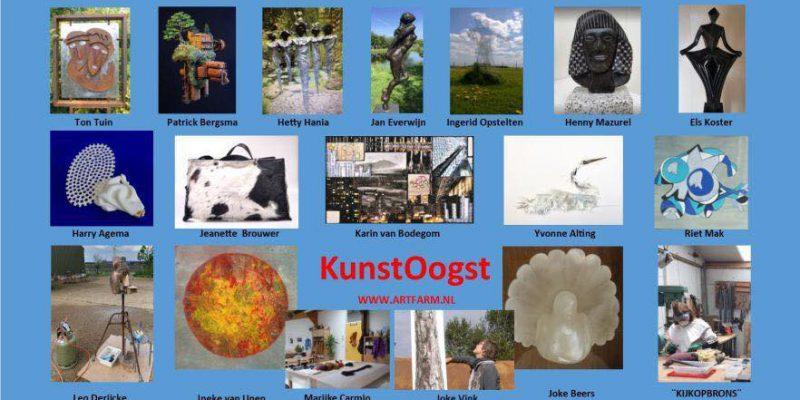 KunstOogst In De Artfarm Zaterdag 16 En Zondag 17 November 2019