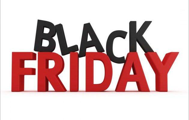 Black Friday Actie 28 En 29 November 2019